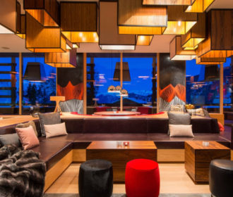 The Living Room at W Verbier