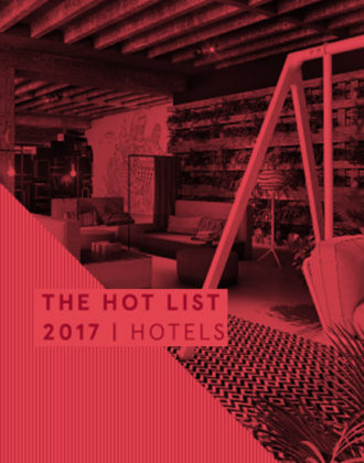 2017 Hotel Hot List cover image