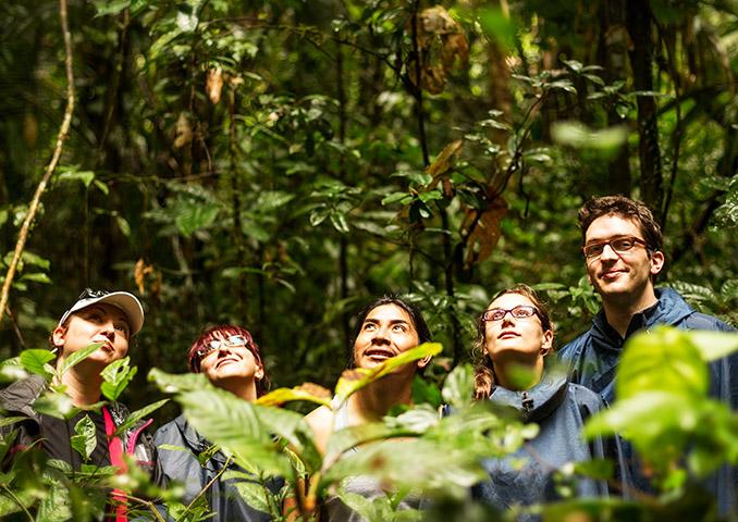 Unique survival experience in the Ecuadorian Amazon