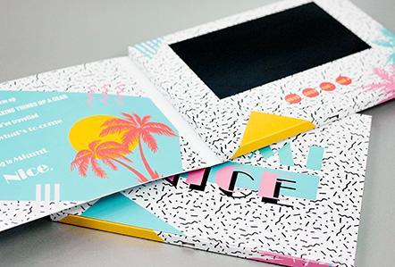 Branded Miami Nice videobooks (open)