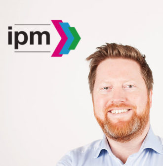Andrew Rae elected to IPM Board of Directors