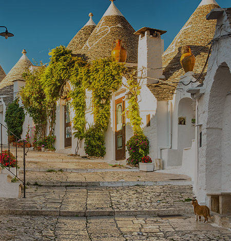 Puglia group incentive - The whitewashed town of Ostuni