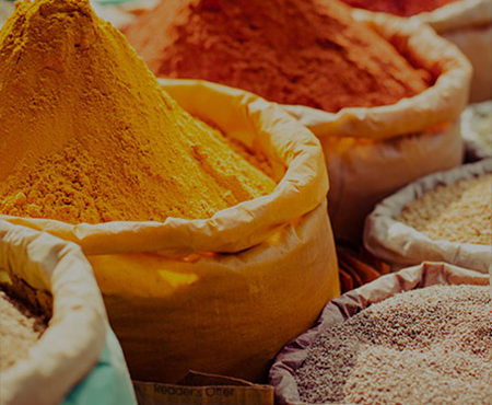 Spices at a Market in Marrakech - Morocco Group Incentive & Conference